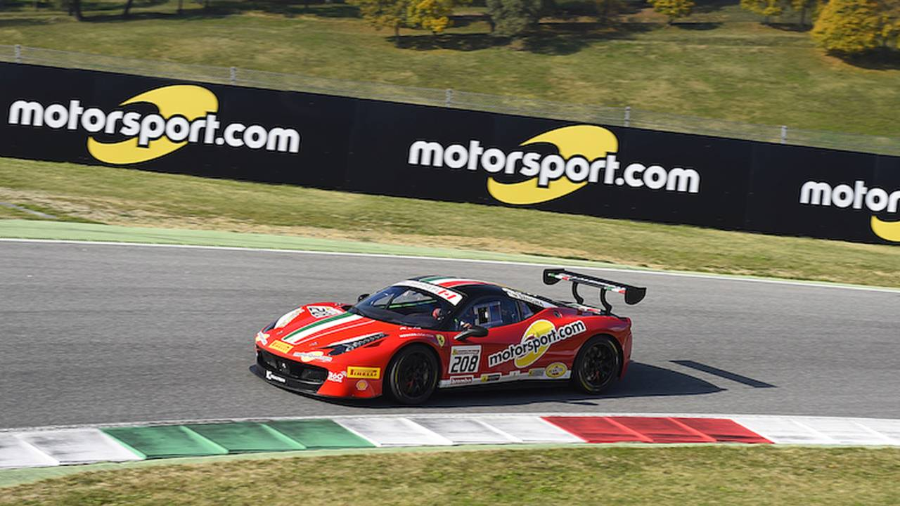 RideApart Parent Motorsport.com Acquires FerrariChat.com