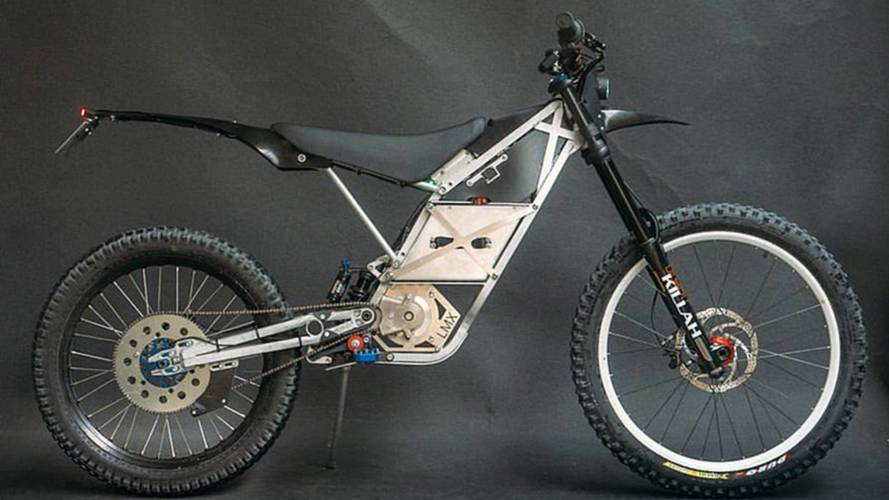 Meet the LMX-161-H - An Electric Bicycle/Dirt Bike Hybrid