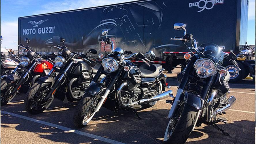 Moto Guzzi Kicks Off USA Northeast Demo Tour