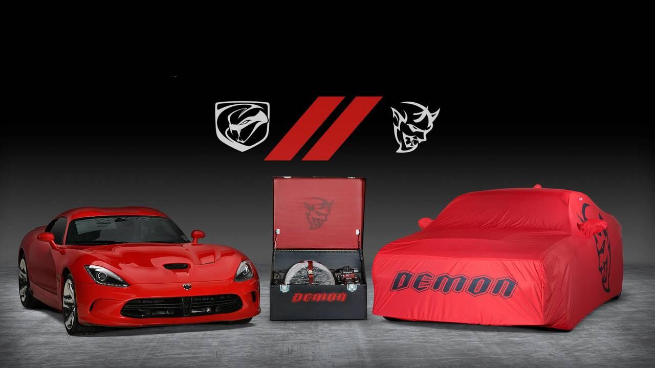Dodge Viper, Demon Auction