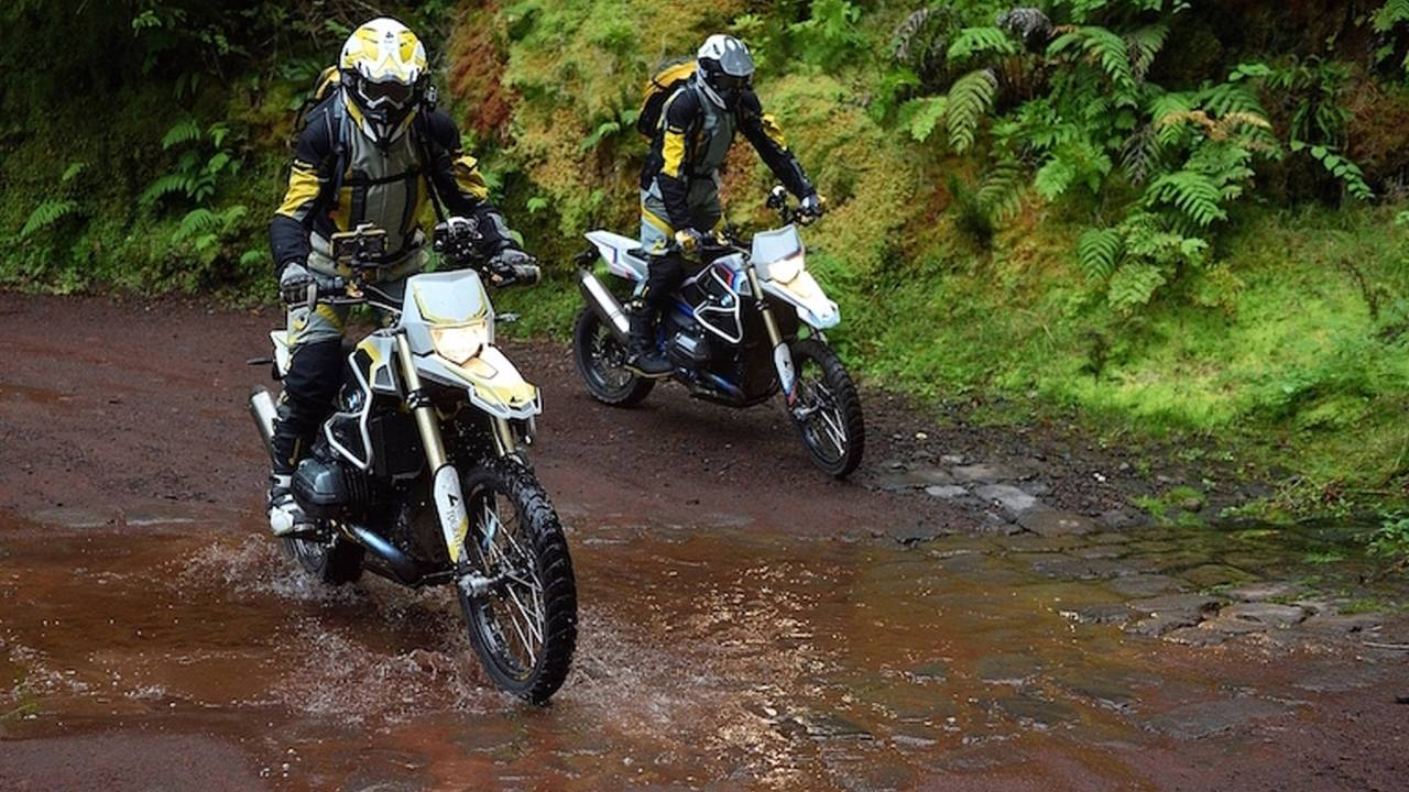 Bike of the Week: BMW X Touratech's R1200GS Rambler Concept