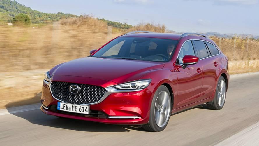 Mazda 6 (2018) im Test