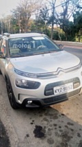 Citroën C4 Cactus - Novos flagras