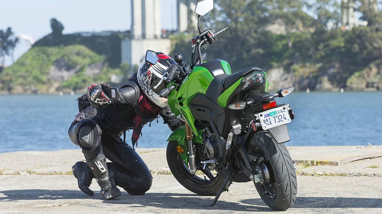 Kawasaki Z125 — First Ride Review