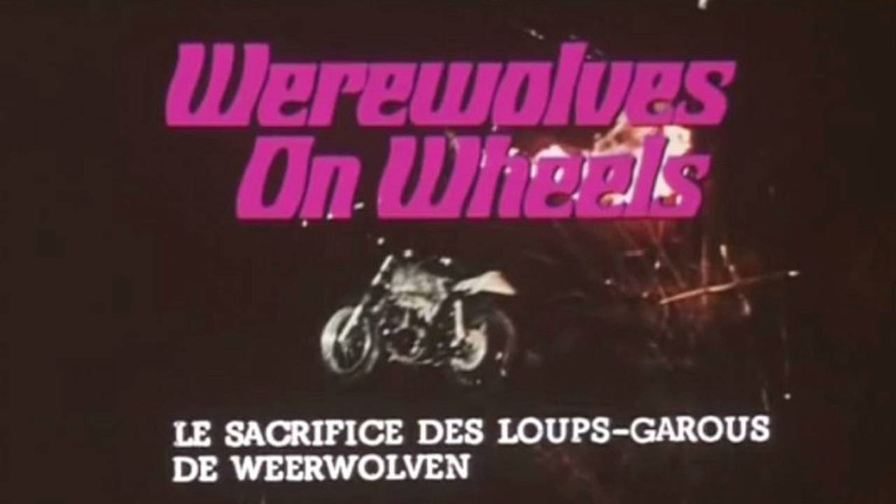 Werewolves on Wheels (1971) - Moto Movie Review