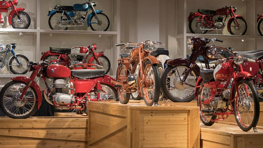 Motorcycle Paradise: The Barber Vintage Motorsports Museum