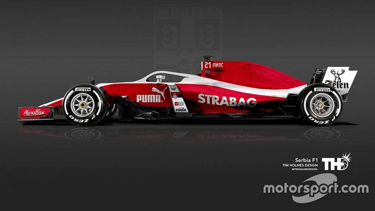 F1 Team Sérvia
