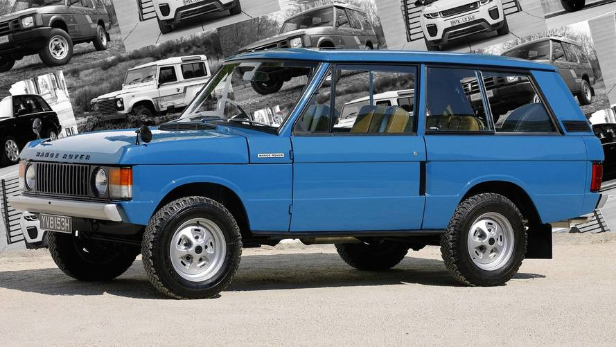7 Most Significant Land Rovers Of The Past 70 Years