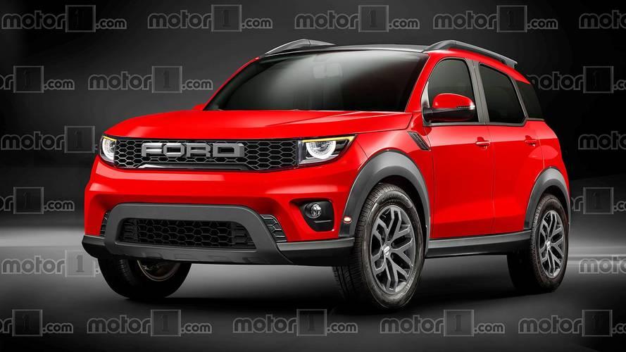 Ford Maverick 2020: SUV será opção descolada ao EcoSport
