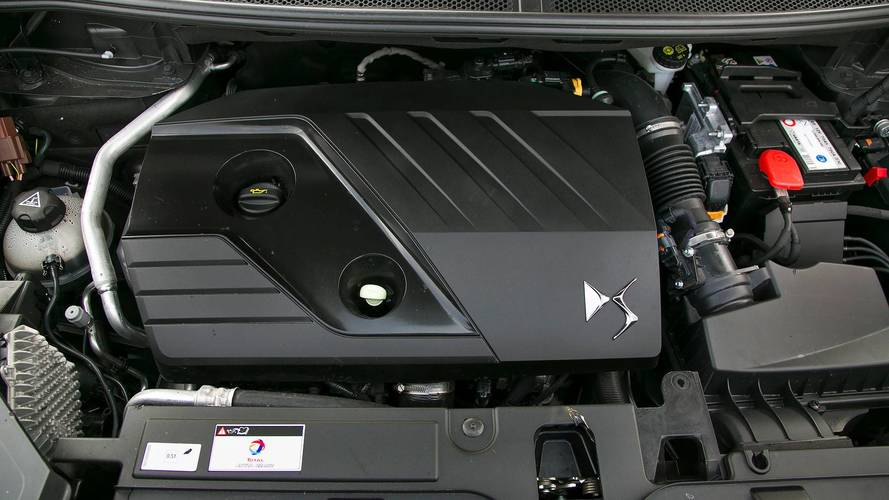 DS 7 Crossback Performance Line BlueHDi 180 Aut. prueba