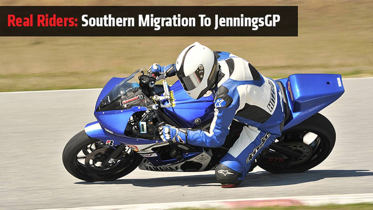 Real Riders: Southern Migration To JenningsGP
