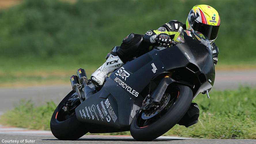 Swiss Company Offers 2-Stroke GP Racer to 'Mere Mortals'