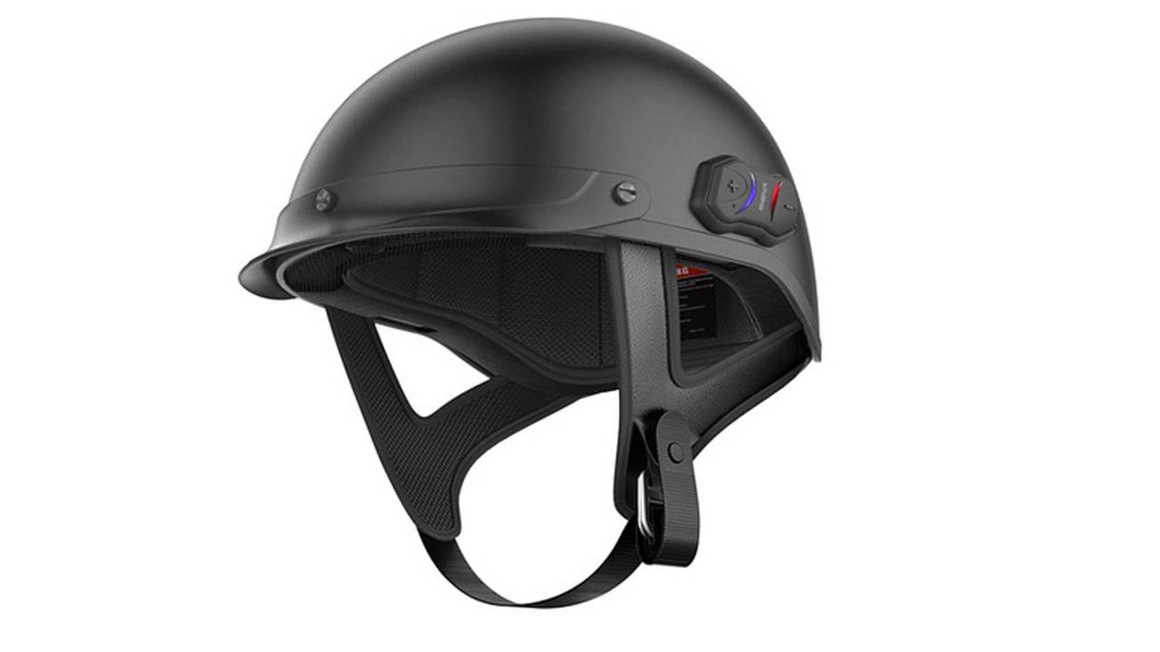 Get Connected With Sena Cavalry Bluetooth Half-Helmet