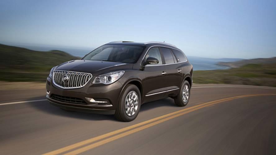 DriveApart Review: 2013 Buick Enclave