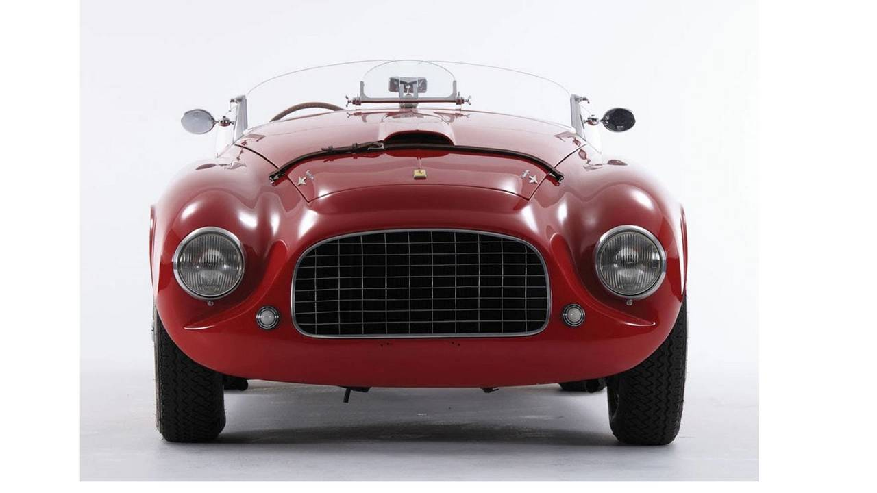 Ferrari 166 MM Spyder Touring