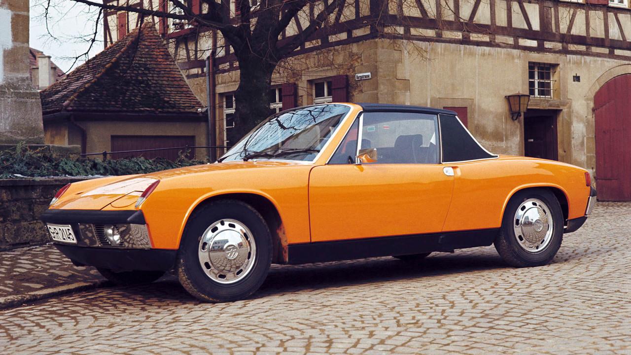 "VW-Porsche 914: ""VoPo"""