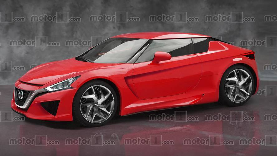 Nissan Officially Confirms New Z Car Is Being Developed