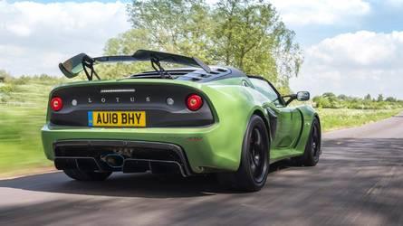 Компания Lotus пообещала выпустить новую модель в 2020 году