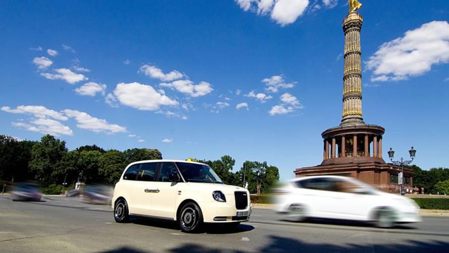 Le Black Cab débarque dans les rues de Berlin