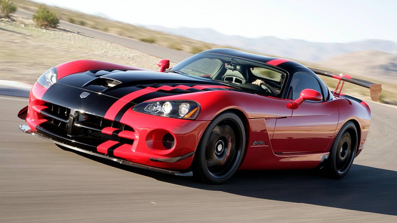 4. 7:22.1 – 2009 Dodge Viper ACR