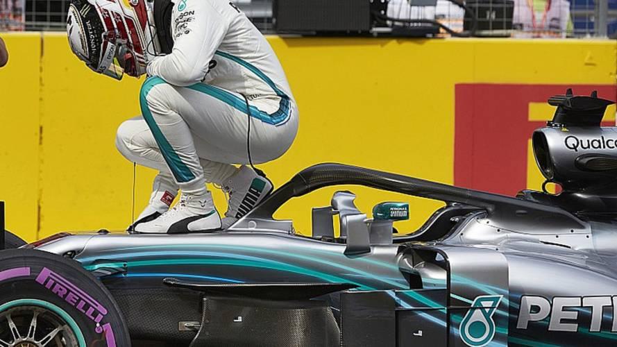 Victoria y liderato para Hamilton en Francia tras fallar Vettel