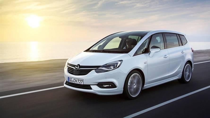 Opel Zafira et Astra GTC
