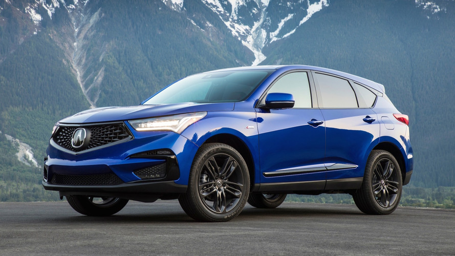 2019 Acura Rdx First Drive Respect Earned