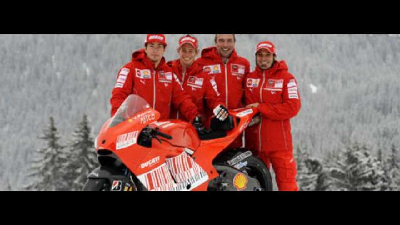 Guareschi team manager Ducati MotoGP