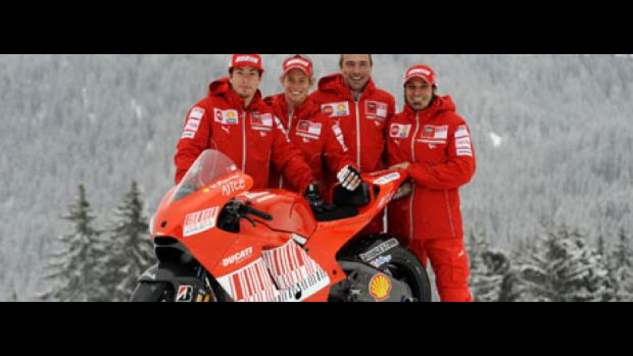 Guareschi team manager Ducati MotoGP