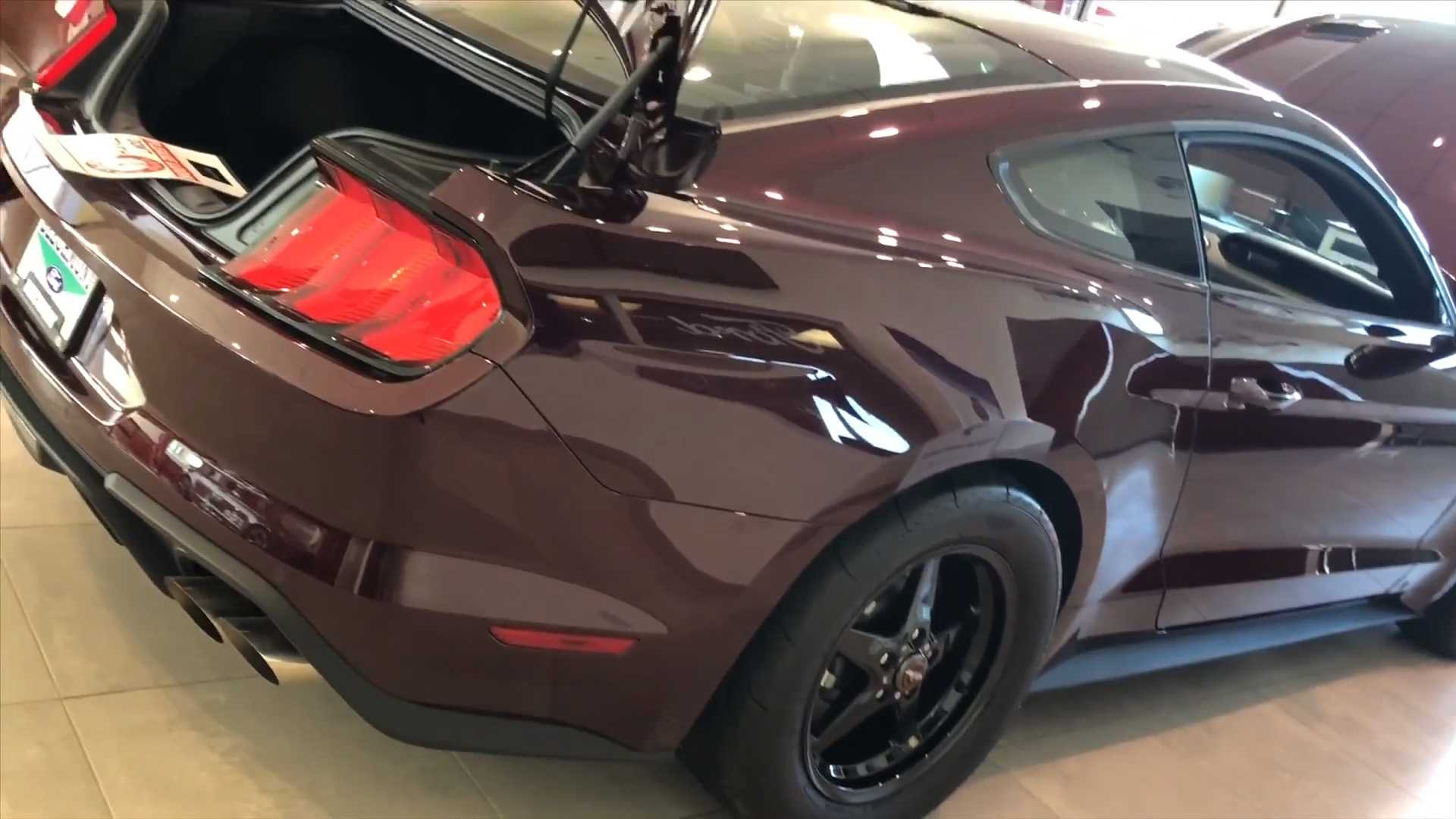 Ford Dealer fers New 800 HP Nitrous Mustang With A Warranty