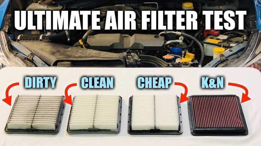 Vajon tényleg számít, hogy milyen légszűrő van az autóban?
