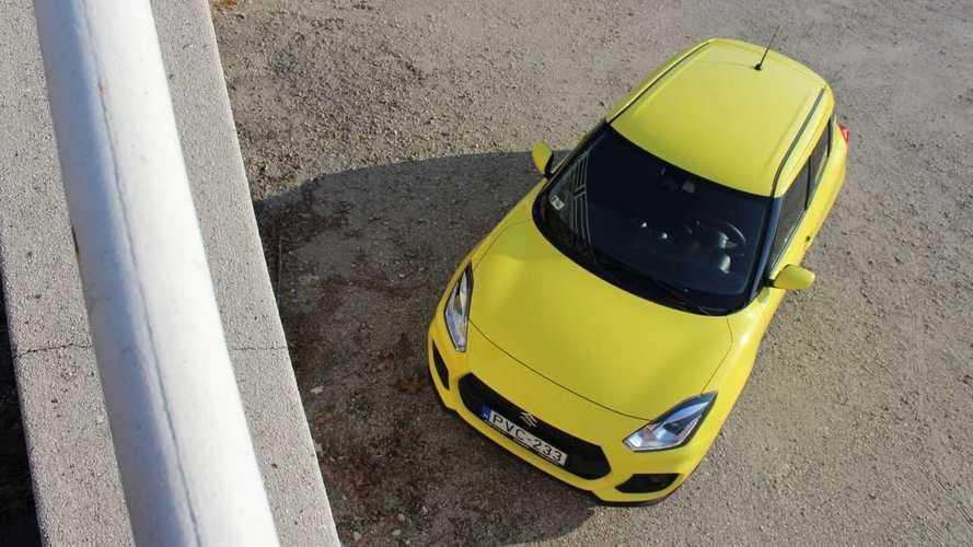 Generátoros hibrid változata jön a Suzuki Sport Swiftnek, Vitarának és SX4-nek
