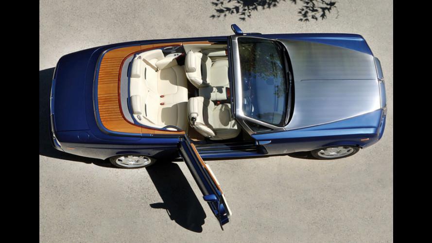 Una Rolls Royce Phantom Drophead Coupé...da 2 milioni di dollari!