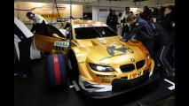 Alex Zanardi sulla BMW M3 DTM al Nurburgring