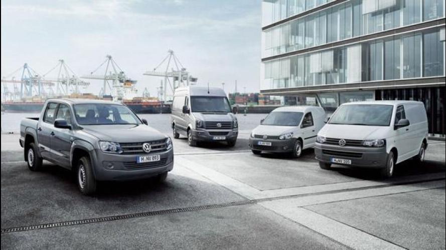 [Copertina] - Vendite in crescita per i Commerciali Volkswagen