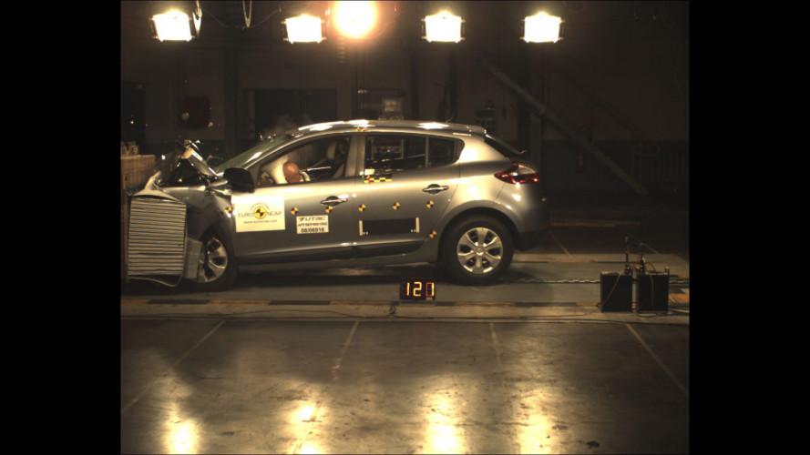 Renault Mégane: è lei la più sicura del segmento