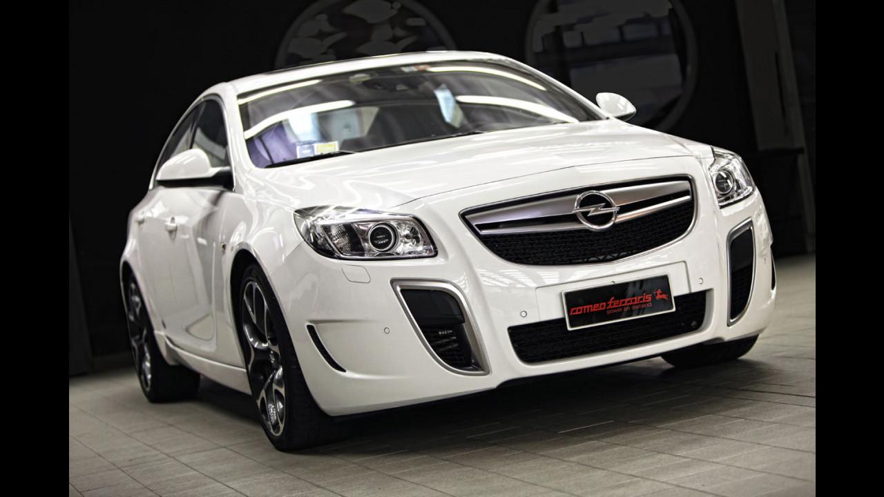 Opel Insignia OPC by Romeo Ferraris