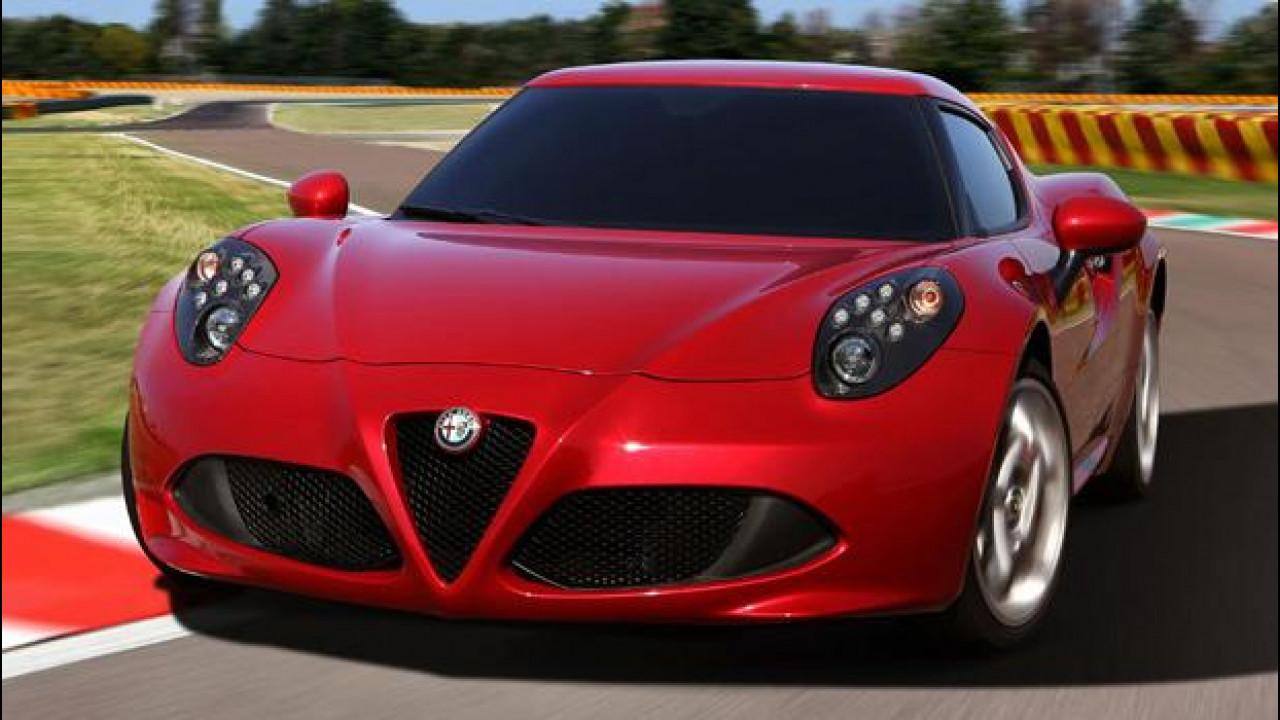 [Copertina] - Alfa Romeo 4C è la prima Alfa a tornare negli USA