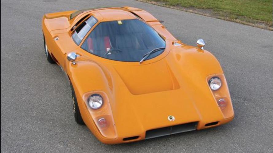McLaren M6-GT, la prima stradale di Bruce