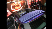 La capote elettrica della Citroen DS3 Cabrio al Salone di Parigi 2012