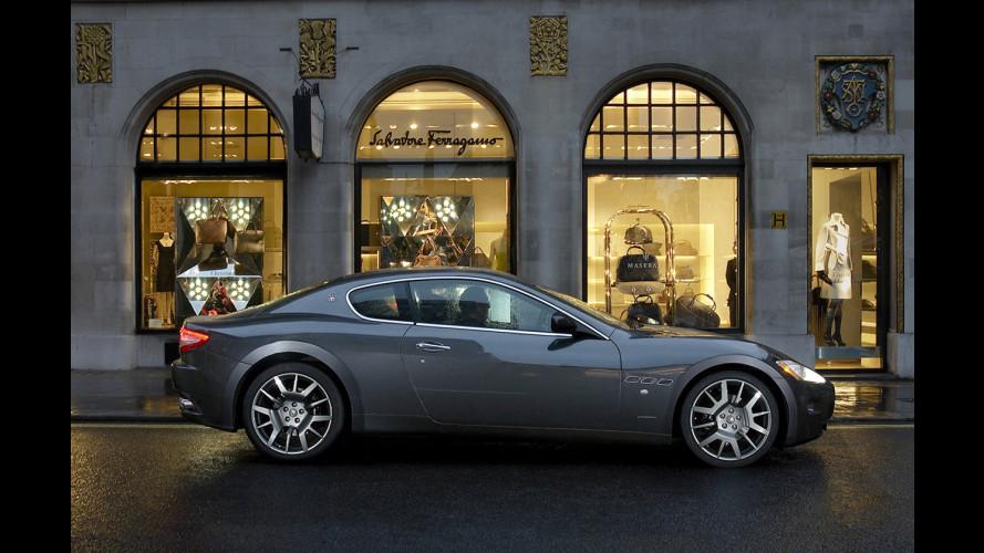 Maserati e Salvatore Ferragamo