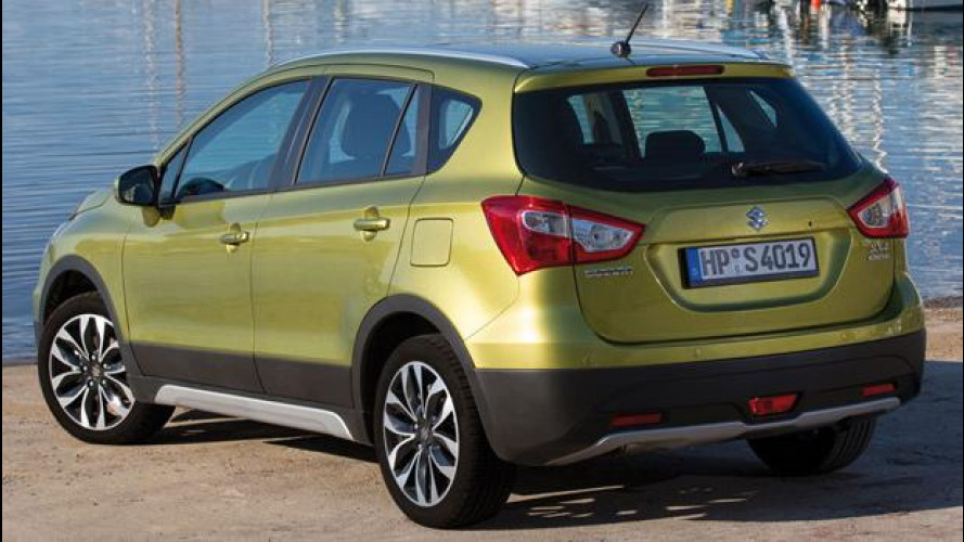 """Suzuki lancia gli """"incentivi Suzuki"""" su tutta la gamma"""