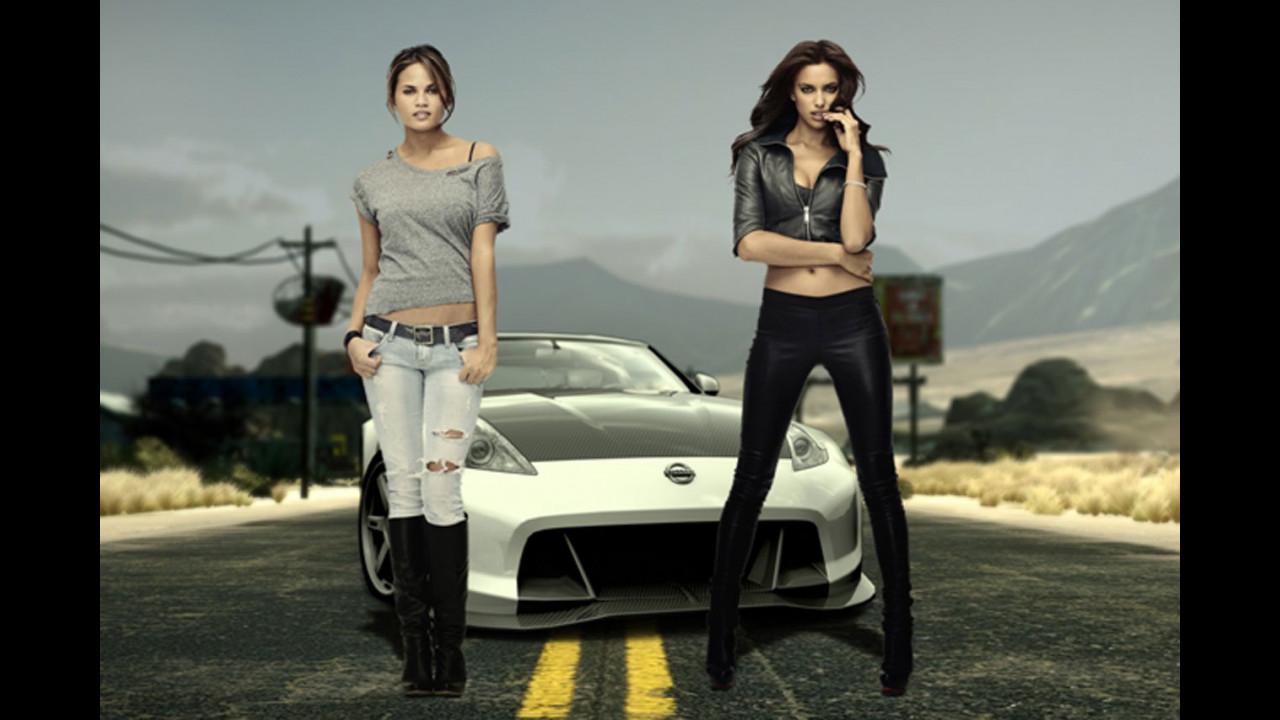 Le ragazze di Need for Speed The Run