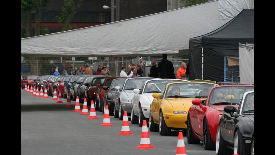 Mazda MX-5 Parade 2010: primato in vista