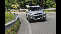 Chevrolet Captiva LTZ AWD 2.2 184 CV Manuale - Il test