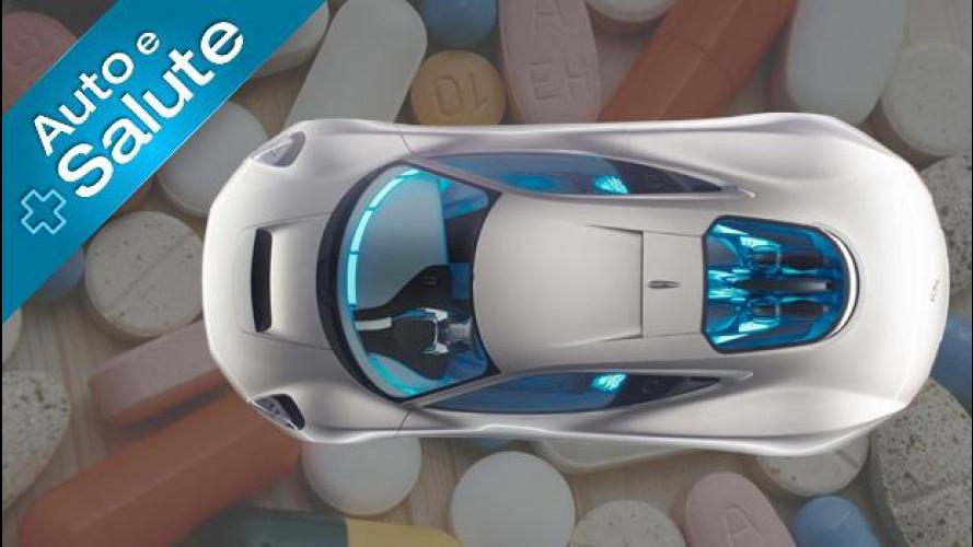 Farmaci: quali sono pericolosi per la guida