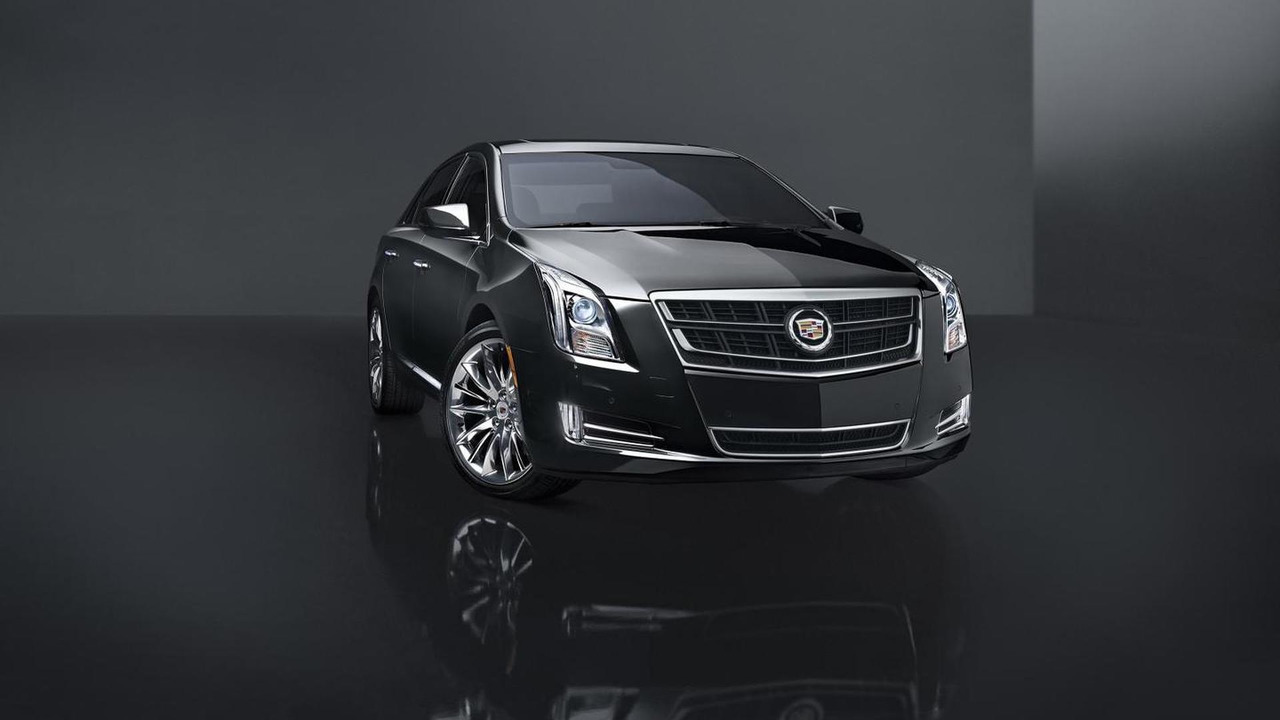 2014 Cadillac Xts Now Offered With 410 Bhp V6 3 6 Liter