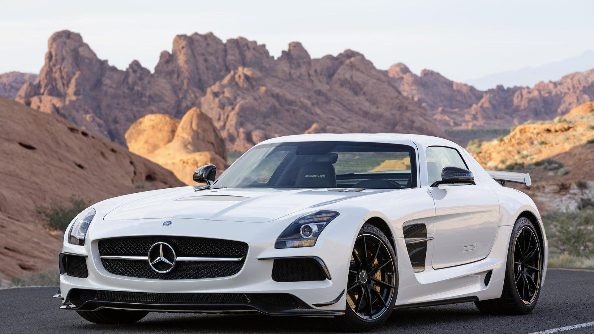 Mercedes Benz Sls Amg Black Series News And Reviews Motor1 Com
