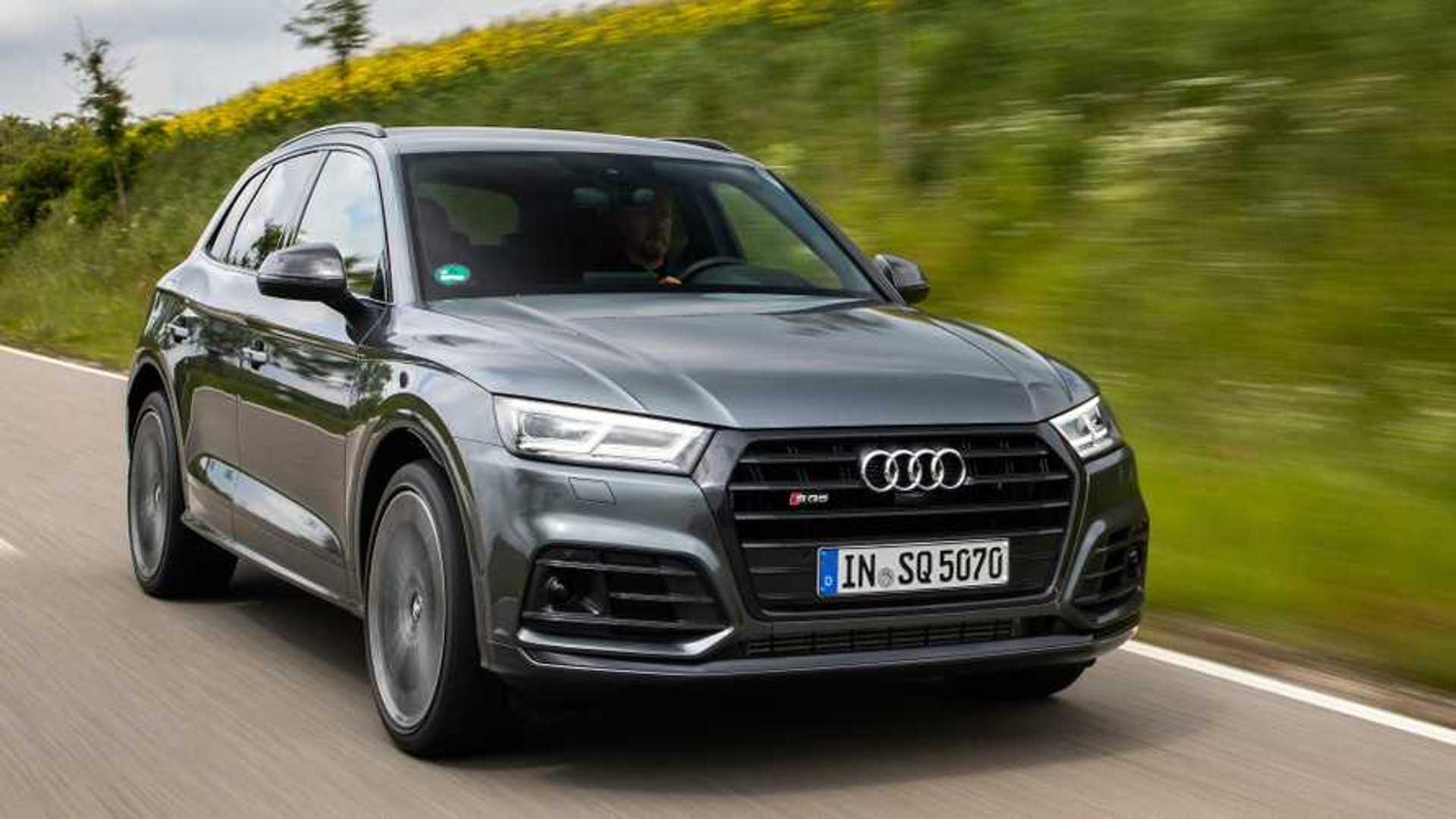 2020 Audi Sq5 Redesign