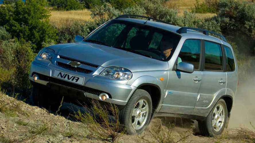 Прекращено производство внедорожника Chevrolet Niva